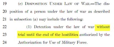 section 1021 of the ndaa why you should care about the national defense