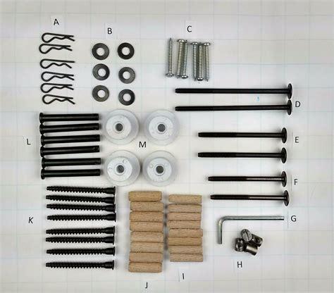 futon parts and hardware futon hardware parts kit ebay