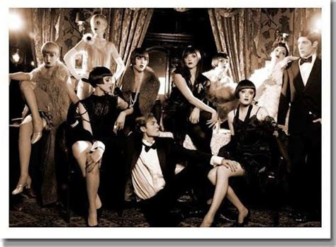 mafia party hair style this was your classic 1920s speakeasy it shows the