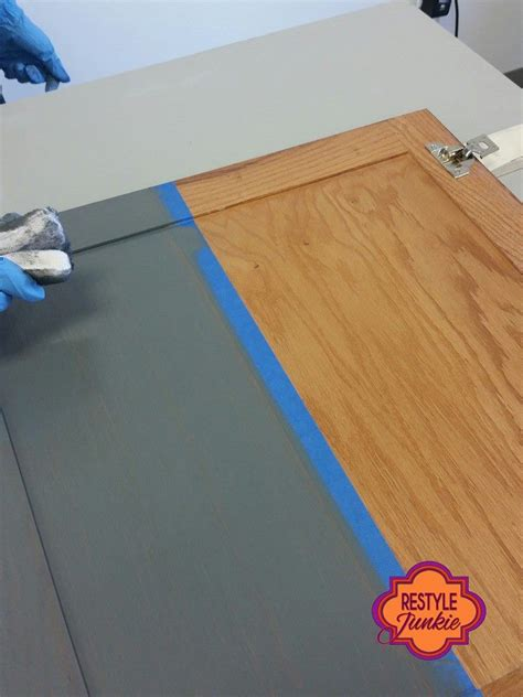 how to whitewash paint cabinets already stained how to stain already stained cabinets java colored