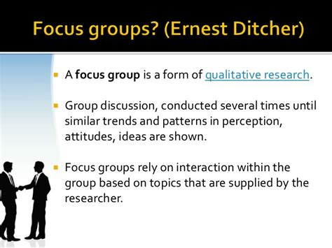 observer pattern interrupt focus group discussion
