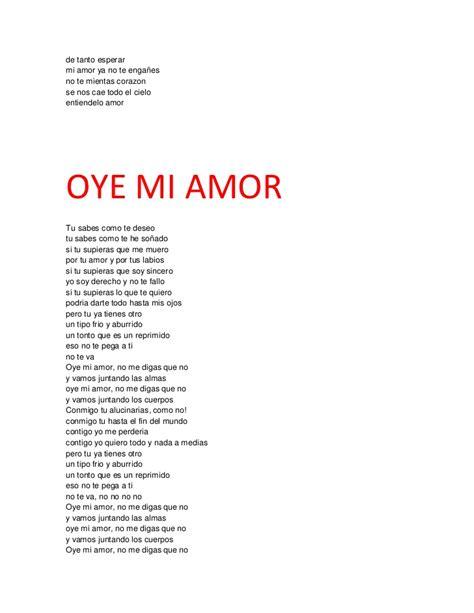 espectaculares letras de canciones de amor para enamorar