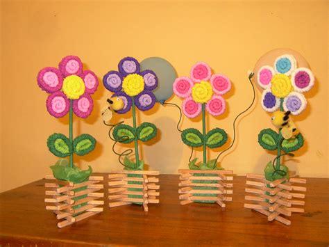 flores de foamy dibujos de flores en foami imagui