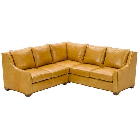 wesley hall sectional wesley hall l1904 barrett sectional ohio hardwood furniture