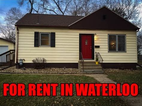 houses for rent in waterloo iowa house for rent in waterloo iowa 826 hanna blvd 319 290 6797 youtube