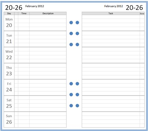 printable calendar diary search results for 2016 journal templates printable
