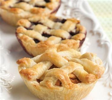 fruit used to make sweet pies mini fruit pies