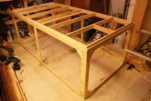 modellbau tisch model table plans diywoodtableplans