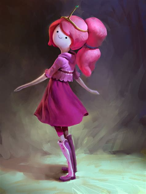 paint deviantart princess bubblegum by mikeazevedo on deviantart