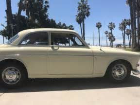 2 Door Volvo Volvo 122s 2 Door Low Reserve For Sale Volvo
