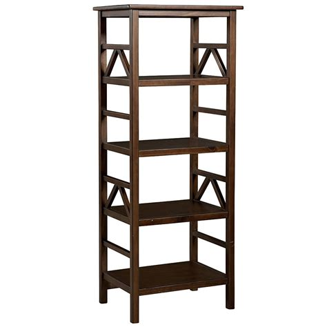 titian tower bookshelf in bookcases