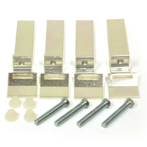 Kitchen Sink Fasteners Danco Sink For Tile Counter 4 Pack 88488 The Home Depot