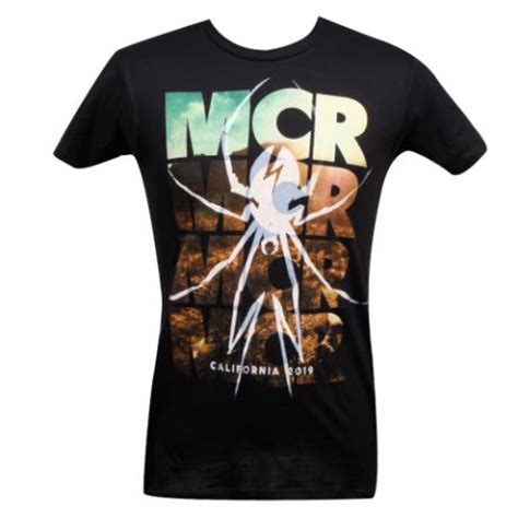 Hoodie Mcr My Chemical Killjoy 1 my chemical official store desert spider