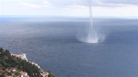 Southern Living Style this waterspout in croatia is magnificent video huffpost