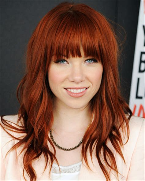 hairstyles for personality bangs carly rae jepsen 20 back to school hairstyles for