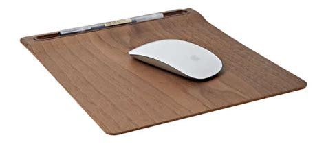 wooden mouse pad  single  holder feelgift