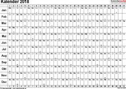 Kalender 2018 Schweiz Querformat In Farbe Kalender 2018 Word Zum Ausdrucken 16 Vorlagen Kostenlos