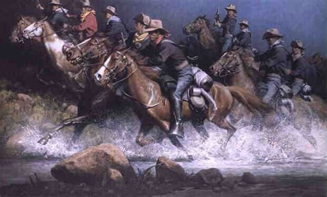 sweat and powder smoke the cavalry in the civil war williams ford a m history series books u s fourth cavalry archives