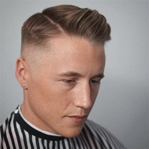 gentlemens hair styles the gentleman haircut