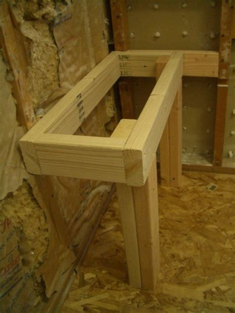 how to build a shower bench building a bench for your shower
