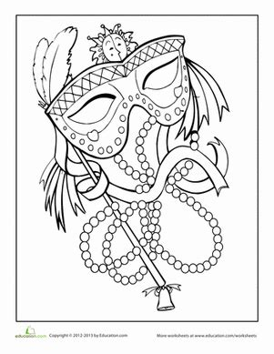 mardi gras coloring book a seasonal coloring book for grown ups books mardi gras coloring page