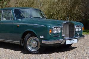 Used Rolls Royce Silver Shadow Used Green Rolls Royce Silver Shadow For Sale