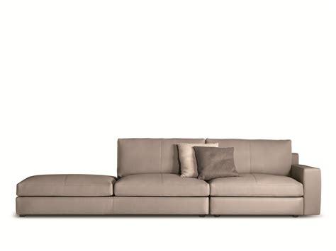 prezzo poltrona frau massimosistema sectional sofa by poltrona frau