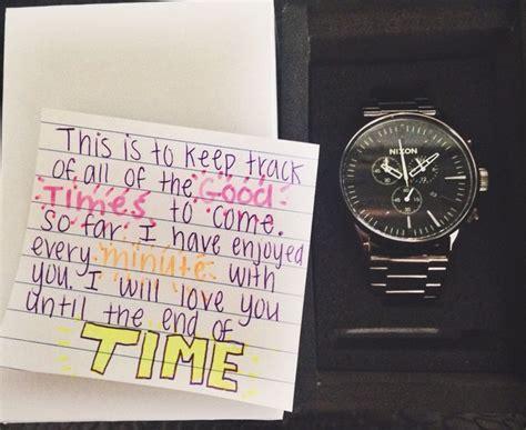 Boyfriend: Watch Gift Idea   Good Present for Boyfriend