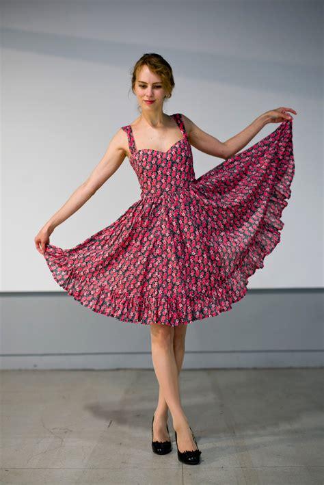 Simple Summer Dress Pattern