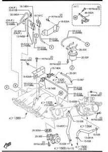 99 00 01 02 03 protege 02 03 protege5 egr valve genuine
