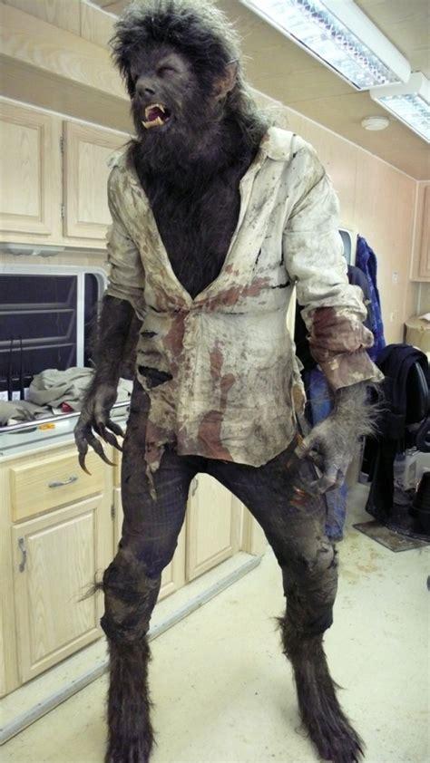 werewolf costume tutorial happy werewolfwednesday first up benicio del toro in