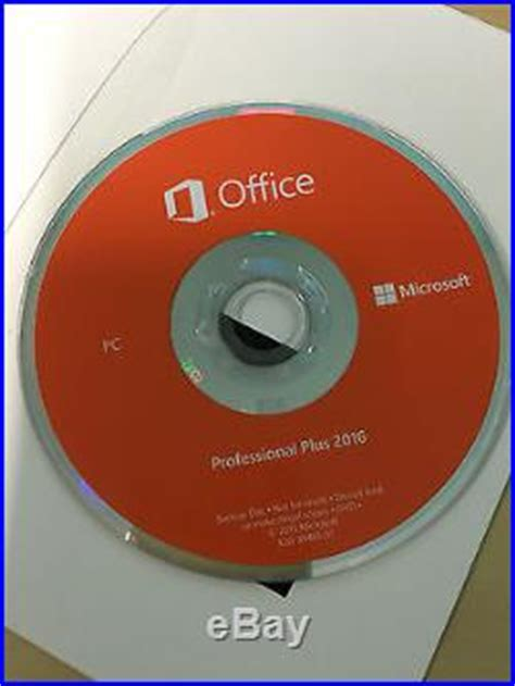 Dvd Microsoft Office new microsoft office 2016 professional plus dvd microsoft office software