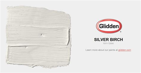 birch color silver birch paint color glidden paint colors