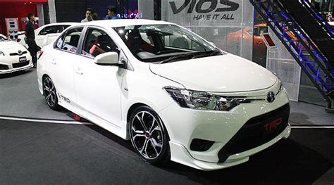 Cover Mobil Indoor Toyota Fortuner G Trd 2010 Berkualitas toyota ph to display trd kitted all new vios at launch