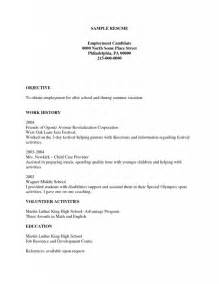 blank resume template printable resume templates for template design