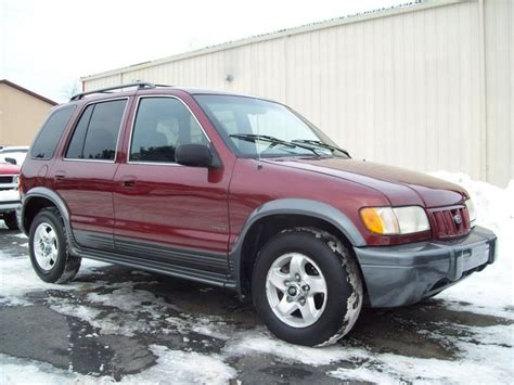 4x4 Kia by 2002 Kia Sportage 4 Door 4x4 Kia Colors