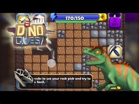 jurassic world the game mod aptoide dino quest dinosaur dig game download apk for android