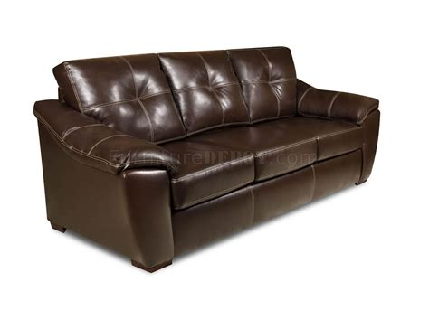 mahogany leather sofa mahogany bonded leather modern sofa loveseat set w options