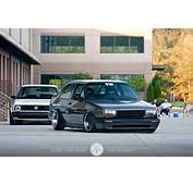 Jasons Bagged Mk2 Jetta Coupe 16v On Carbs 3668  Flickr