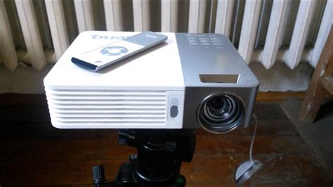 Projector Benq Gp10 using led projector as pc monitor benq gp10 review