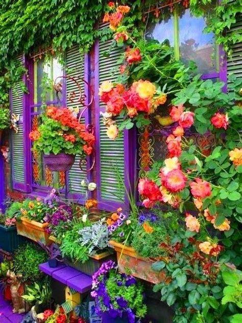 Diy Colorful Garden D 233 Cor Ideas Decozilla Colorful Flower Gardens