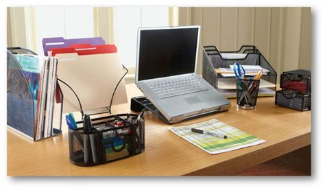 Home Office Accessories Organizer For Business Owner Office Desk Organizers Accessories