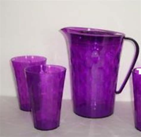 prism pitcher tupperware other cups glasses tupperware prism pitcher with