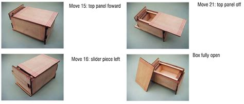 How To Build Japanese Puzzle Box Diy Pdf Plans
