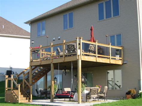 porch deck screened porch or deck 5 important considerations in minnesota outdoor living spaces in