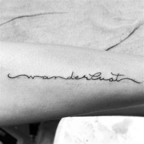tattoo arm font gorgeous tat wanderlust ohmygosh i love this font