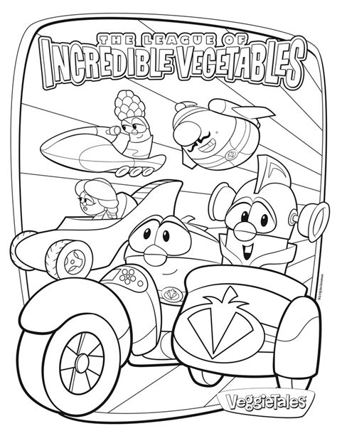 veggie tales coloring pages with veggie tales coloring 63 best veggie tales images on pinterest veggietales
