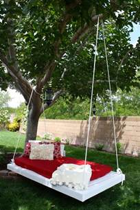 diy tree swing garden tree swings and yards