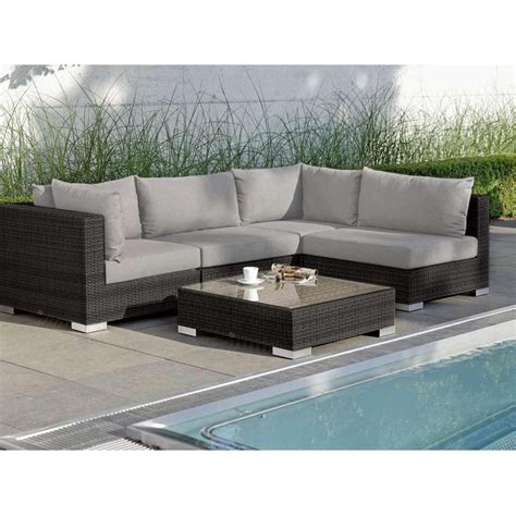 Garten Lounge Set by Awesome Gartenmobel Rattan Lounge Set Contemporary House