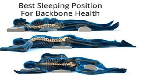 what is the best position to sleep these are the best and the worst sleeping which